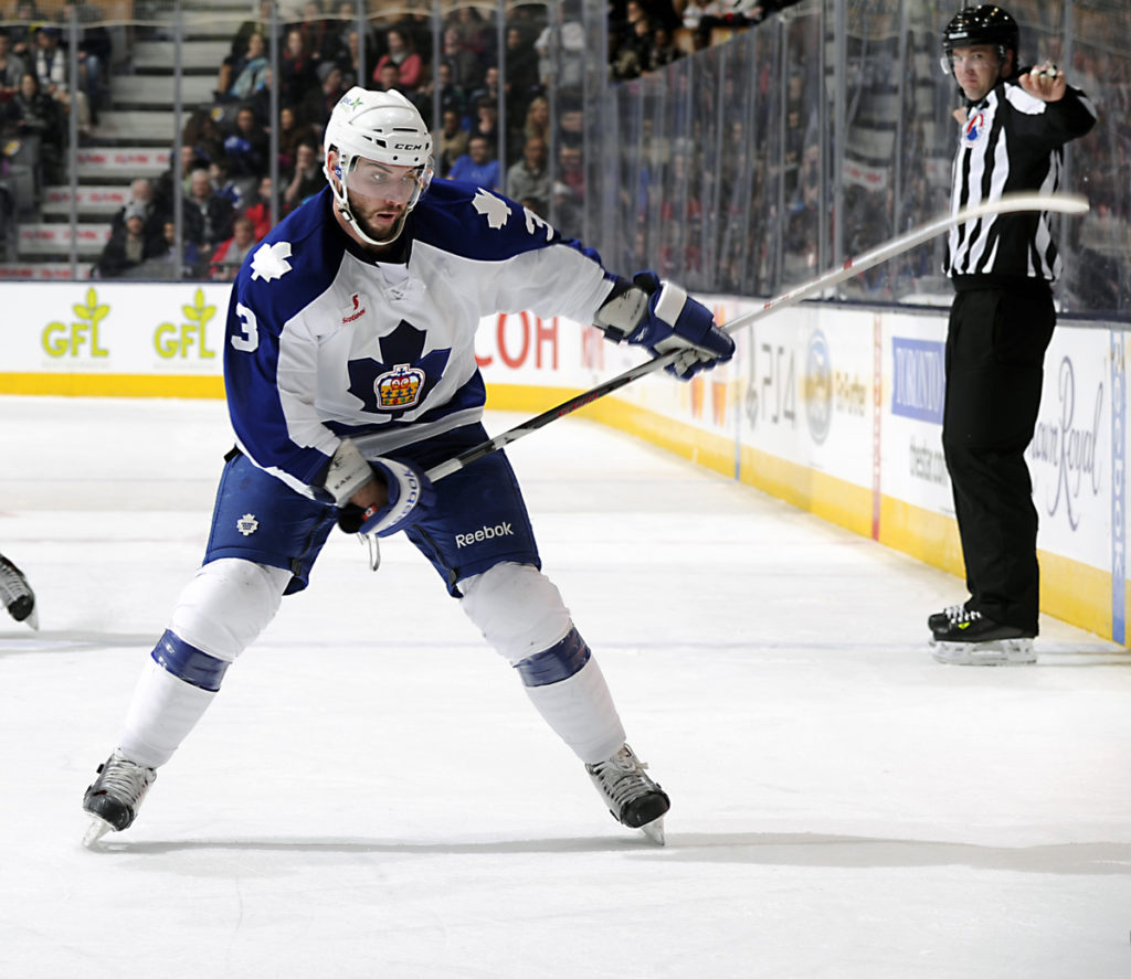 Ancient History Toronto Marlies