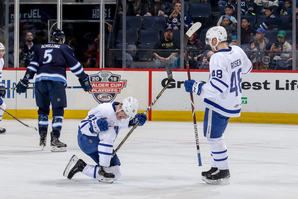 Marlies Set American Hockey League Road Wins Record Toronto Marlies