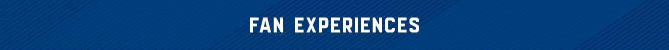 Fan Experiences_