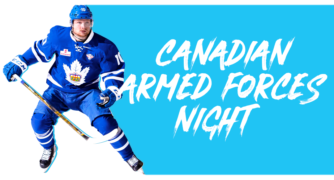 Canadian Armed Forces Night