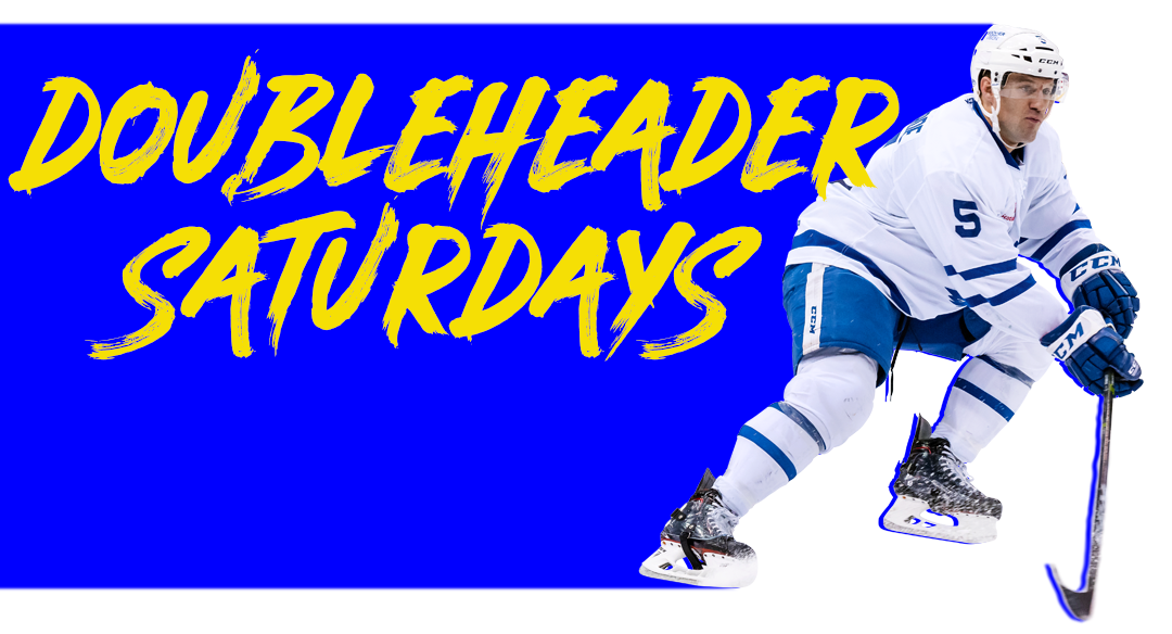 Doubleheader Saturdays