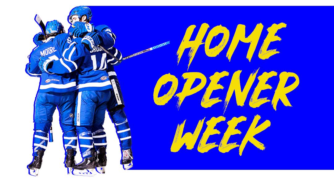Home Opener Week