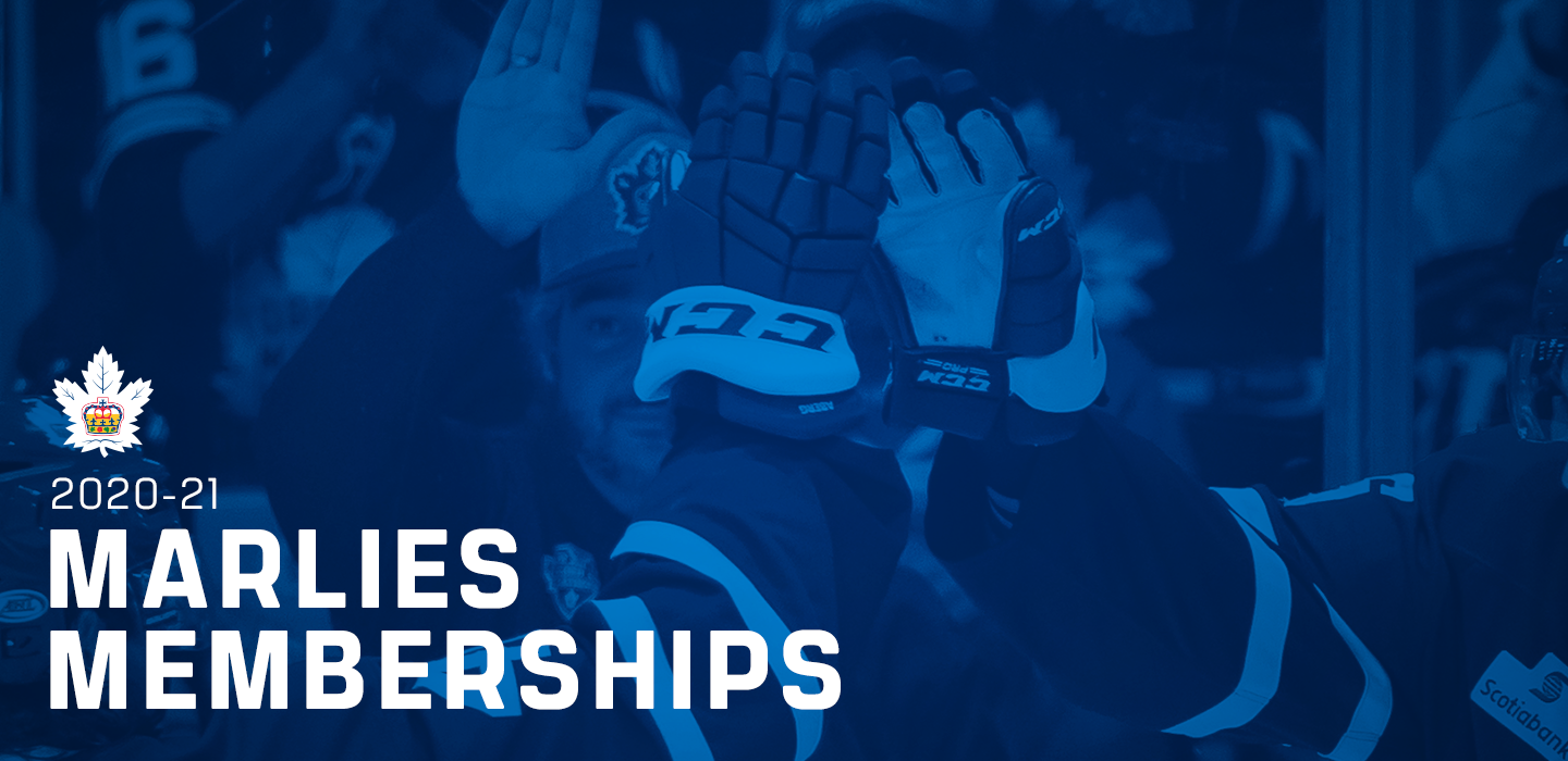 2019-20 Marlies Memberships