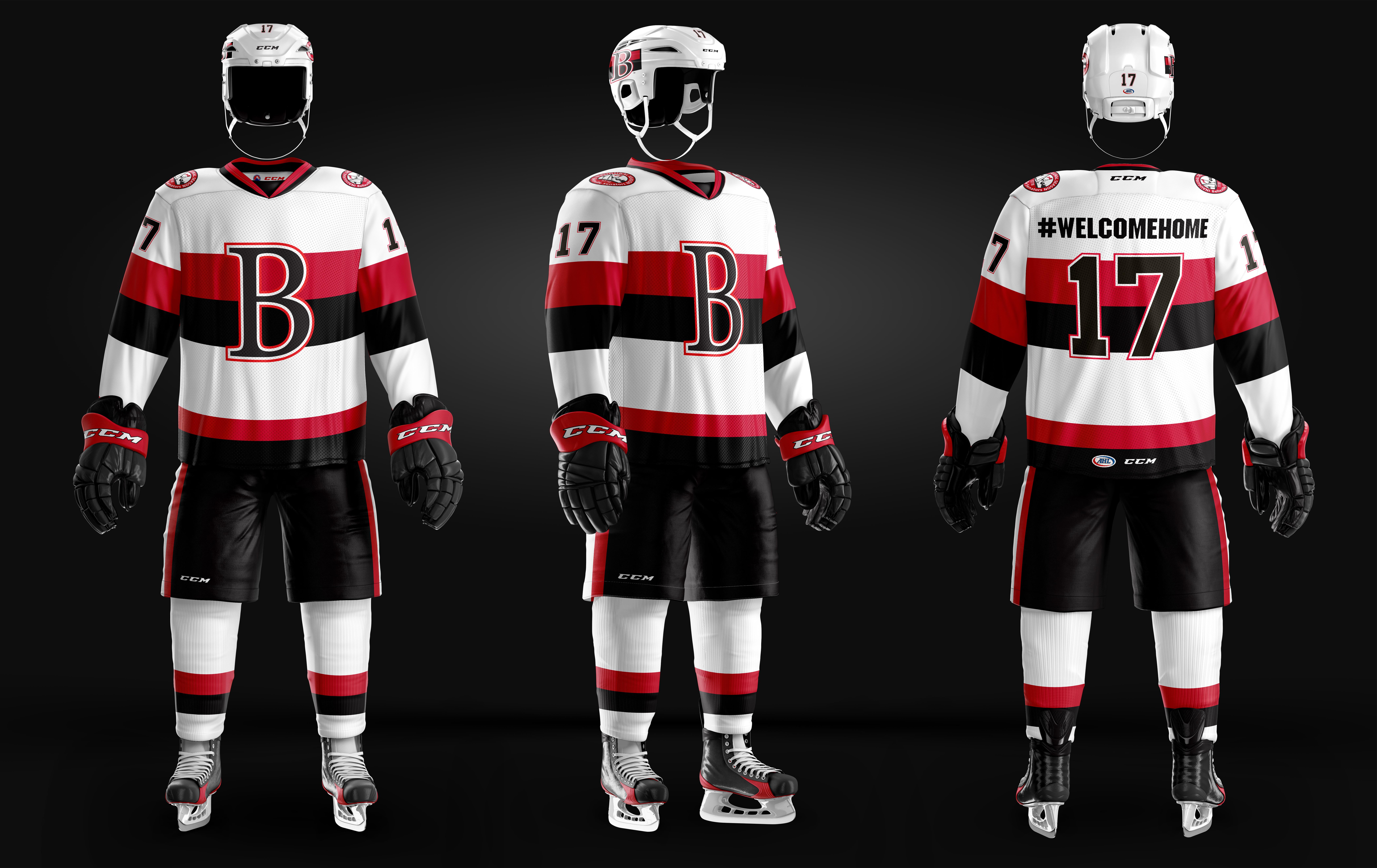 2f0bbf94b The Belleville Senators unveil their uniforms and inaugural season ...