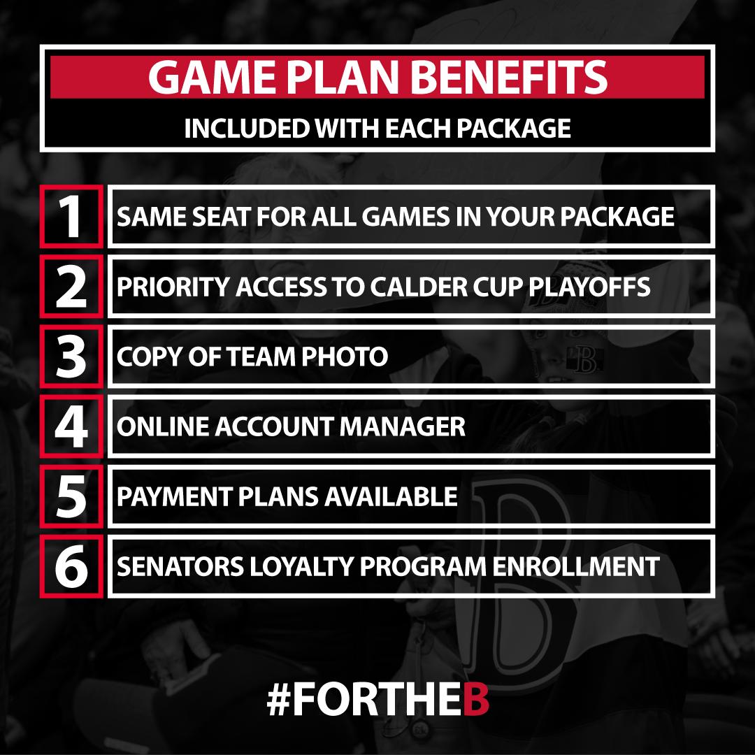Game Plan Benefits