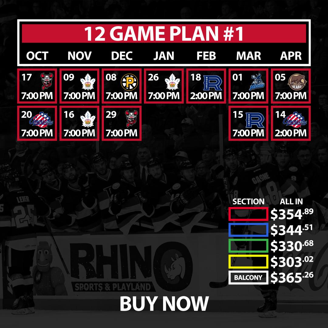 12 Game Plan #1