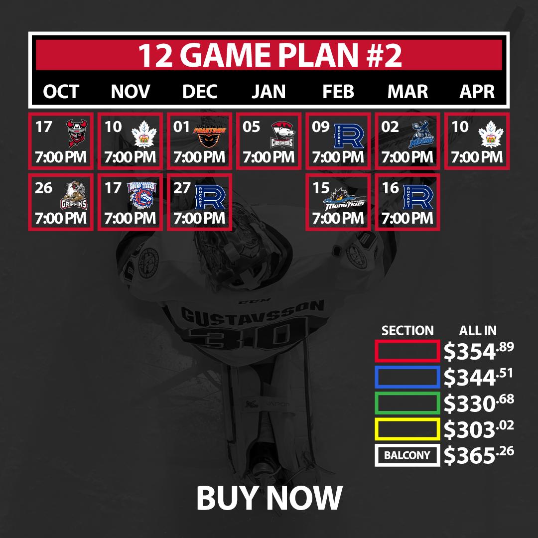 12 Game Plan #2